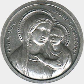 Medaille Mater Boni Consilii
