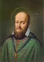 Portrait saint François de Sales