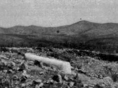 Montagne de Gelboé