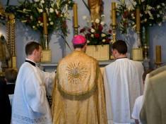 Benedizione della cappella