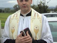 Monsieur l'abbé Ugo Carandino