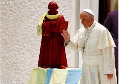 Luther et Bergoglio