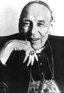 Le cardinal Bea - 1881-1968
