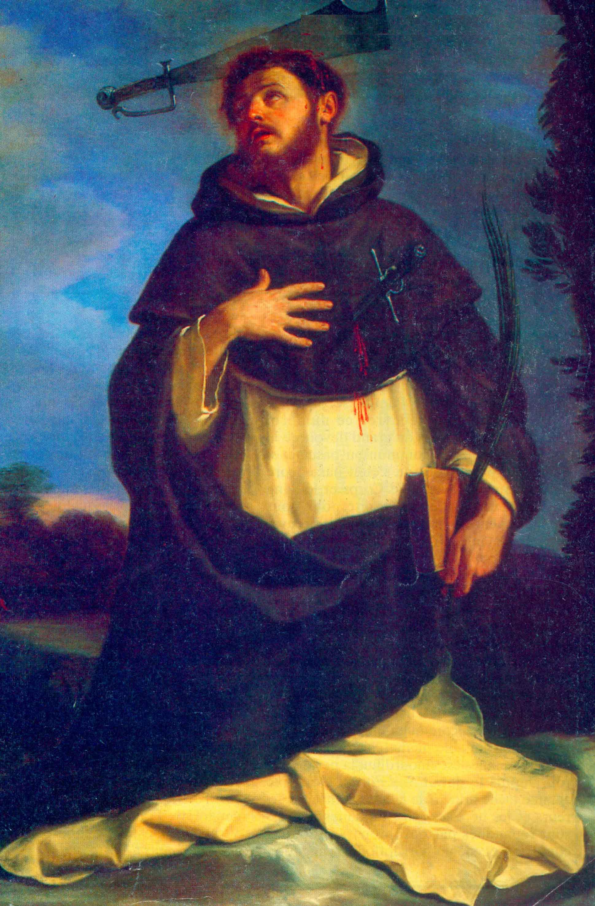Saint Pierre Martyr