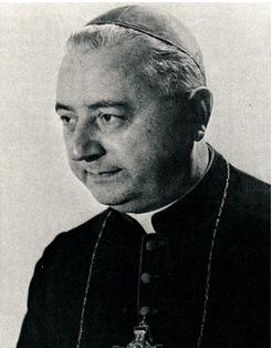 Mgr. Hannibal Bugnini - 1912-1982